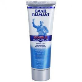 Email Diamant Double Blancheur bělicí zubní pasta pro zářivý úsměv  75 ml