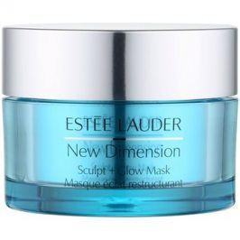 Estée Lauder New Dimension zpevňující maska pro rozjasnění a hydrataci  50 ml