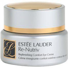Estée Lauder Re-Nutriv Replenishing Comfort hydratační oční krém proti vráskám, otokům a tmavým kruhům (Replenishing Comfort Eye Cream) 15 ml