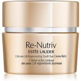 Estée Lauder Re-Nutriv Ultimate Lift vyživující oční krém s liftingovým efektem  15 ml