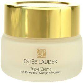 Estée Lauder Triple Creme hydratační a vyživující maska pro všechny typy pleti  50 ml