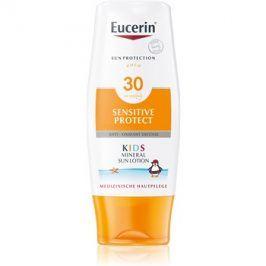 Eucerin Sun Kids ochranné mléko pro děti s mikropigmenty SPF30  150 ml