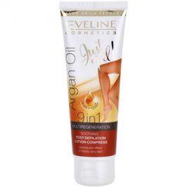 Eveline Cosmetics Argan Oil Just Epil! regenerační krém po depilaci  125 ml