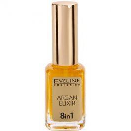 Eveline Cosmetics Nail Therapy regenerační elixír na nehty a nehtovou kůžičku  12 ml