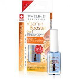 Eveline Cosmetics Nail Therapy Professional vitamínový kondicionér na nehty 6 v 1  12 ml
