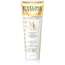 Eveline Cosmetics Slim Extreme 24k Gold zpevňující sérum na poprsí  250 ml