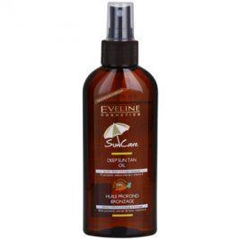 Eveline Cosmetics Sun Care olej pro zvýraznění opálení  150 ml