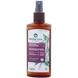 Farmona Herbal Care Nettle bezoplachový kondicionér ve spreji pro mastné vlasy a vlasovou pokožku  200 ml