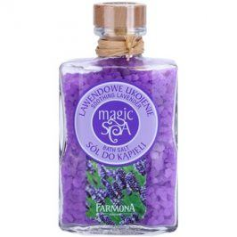 Farmona Magic Spa Soothing Lavender sůl do koupele  570 g