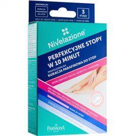 Farmona Nivelazione parafínová péče na nohy pro velmi suchou pokožku  3 ks