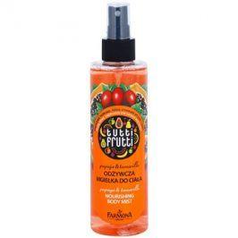 Farmona Tutti Frutti Papaja & Tamarillo tělová mlha s vyživujícím účinkem  200 ml
