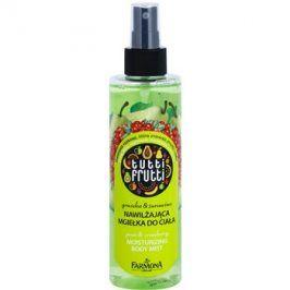 Farmona Tutti Frutti Pear & Cranberry tělová mlha s hydratačním účinkem  200 ml