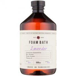 Fikkerts Fruits of Nature Lavender pěna do koupele  500 ml