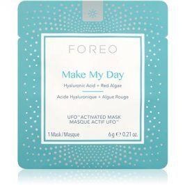FOREO UFO™ Make My Day ochranná pleťová maska s hydratačním účinkem  7 x 6 g