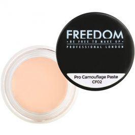 Freedom Pro Camouflage Paste tuhý korektor odstín CF02