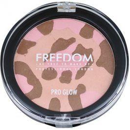 Freedom Pro Glow multifunkční rozjasňovač odstín Purr 4 g