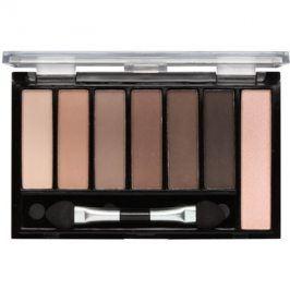 Freedom Pro Shade & Brighten Mattes Kit 1 paleta očních stínů s rozjasňovačem  5,6 g