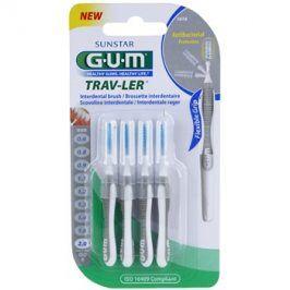 G.U.M Trav-Ler mezizubní kartáčky 4 ks 2,0 mm