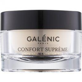 Galénic Confort Suprême noční vyživující a hydratační krém  50 ml