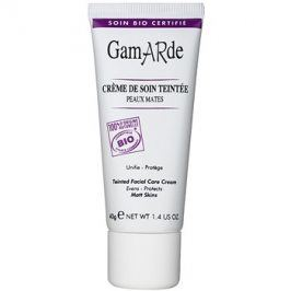 Gamarde Corrective Care tónovací hydratační krém odstín Dark  40 g