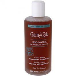 Gamarde Sebo-Control čisticí voda pro mastnou pleť se sklonem k akné  200 ml