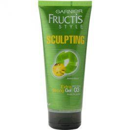 Garnier Fructis Style Sculpting gel na vlasy s výtažkem z bambusu  200 ml