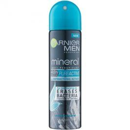 Garnier Men Mineral Pure Active antibakteriální antiperspirant ve spreji  150 ml