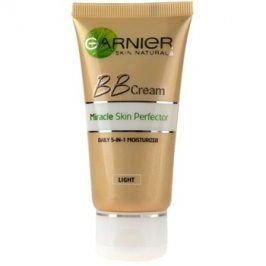 Garnier Miracle Skin Perfector BB krém pro normální a suchou pleť odstín Light Skin  50 ml
