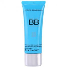 Givenchy Hydra Sparkling BB krém s hydratačním účinkem odstín 02 Medium Beige SPF 30 40 ml