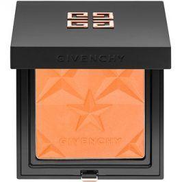 Givenchy Les Saisons bronzující rozjasňující pudr odstín 02 Douce Saison 10 g
