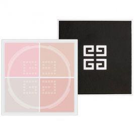 Givenchy Prisme Libre matující pudr s rozjasňovačem 4 v 1 odstín 7 Voile Rosé 4 x 3 g
