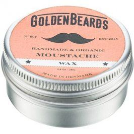Golden Beards Moustache vosk na knír  15 ml