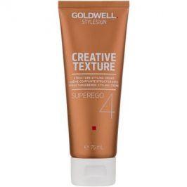 Goldwell StyleSign Creative Texture stylingový krém na vlasy  75 ml