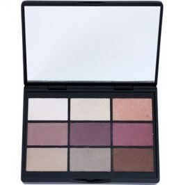 Gosh Shadow Collection paleta očních stínů se zrcátkem 001 To Enjoy in New York 12 g