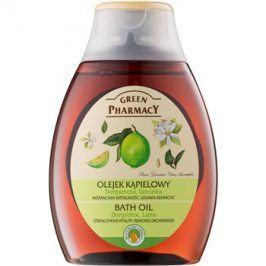 Green Pharmacy Body Care Bergamot & Lime koupelový olej  250 ml