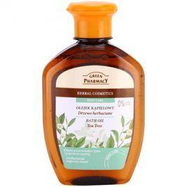 Green Pharmacy Body Care Tea Tree koupelový olej  250 ml