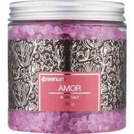 Greenum Amor koupelová sůl  600 g
