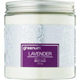 Greenum Lavender mléko do koupele v prášku  300 g