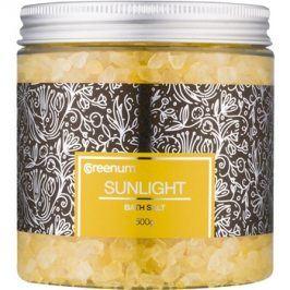 Greenum Sunlight koupelová sůl  600 g