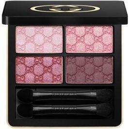 Gucci Eyes paleta očních stínů odstín 060 Pink Flamingo  5 g