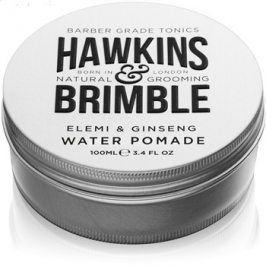 Hawkins & Brimble Natural Grooming Elemi & Ginseng vlasová pomáda na vodní bázi  100 ml