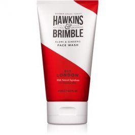 Hawkins & Brimble Natural Grooming Elemi & Ginseng mycí gel  na obličej  150 ml