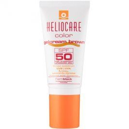 Heliocare Color tónovaný gel krém SPF50 odstín Brown  50 ml