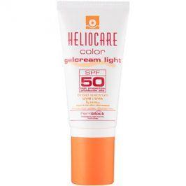 Heliocare Color tónovaný gel krém SPF50 odstín Light  50 ml