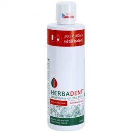 Herbadent Herbal Care bylinná ústní voda  400 ml