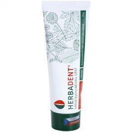 Herbadent Herbal Care bylinná zubní pasta s fluoridem  75 g