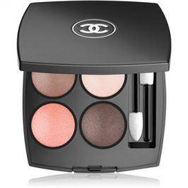Chanel Les 4 Ombres intenzivní oční stíny odstín 204 Tissé Vendome 2 g