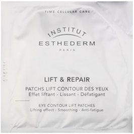 Institut Esthederm Lift & Repair vypínací oční maska ve formě náplasti (Cellular Care) 10 x 2 ks