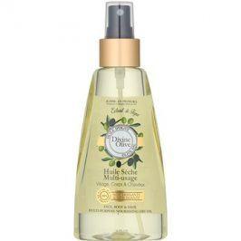 Jeanne en Provence Divine Olive suchý olej na obličej, tělo a vlasy  150 ml