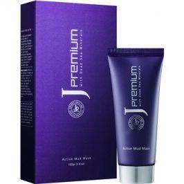 Jericho Premium čisticí bahenní maska pro všechny typy pleti  100 ml